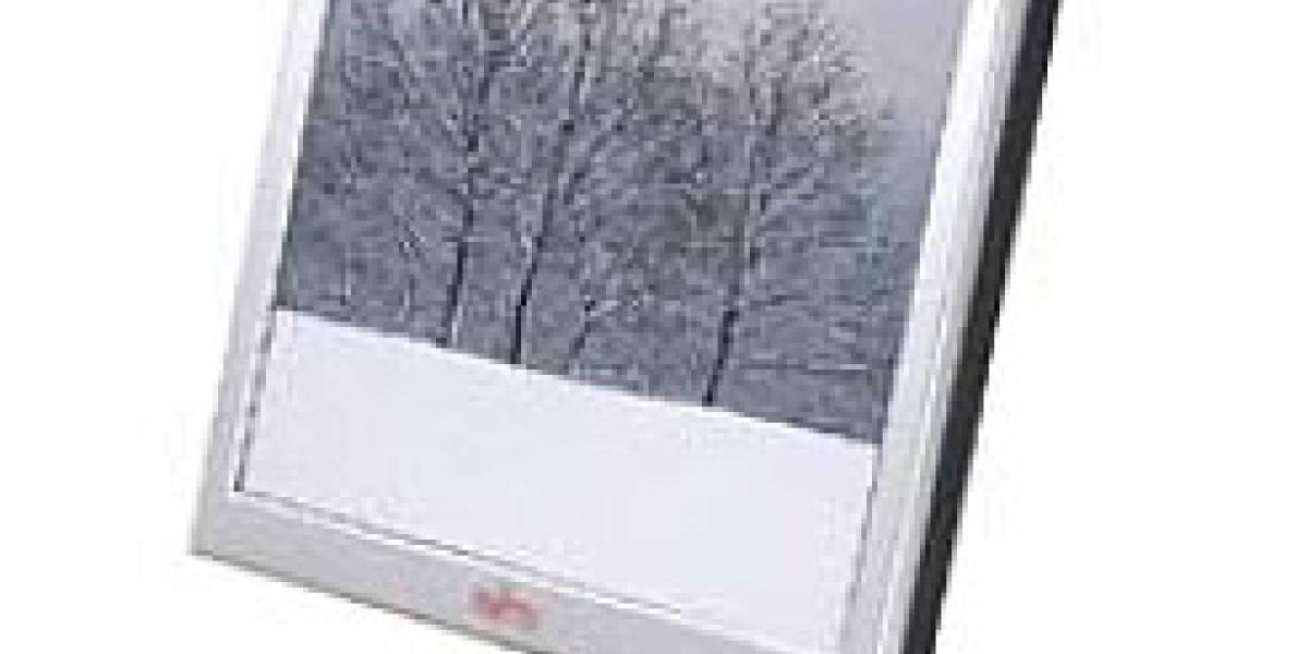 Pantallas Fujitsu que no gastan energía en stand-by