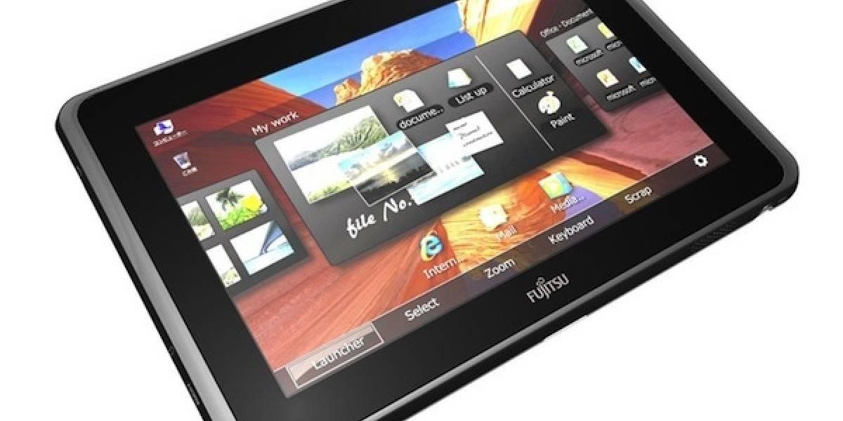 Fujitsu anuncia tablet con procesador Intel Oak Trail en versiones con Windows y Android