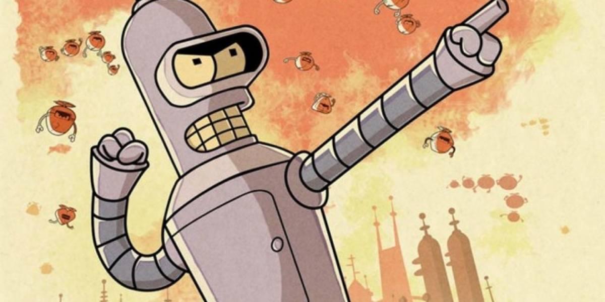 Futurama regresa en un nuevo juego para móviles [Actualizado]