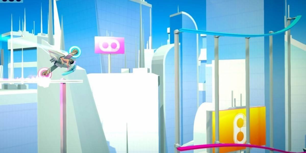 FutureGrind, un nuevo título exclusivo para PS4