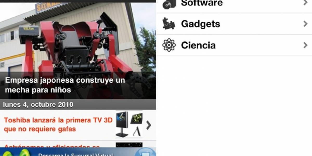 FayerWayer tiene aplicación para iPhone