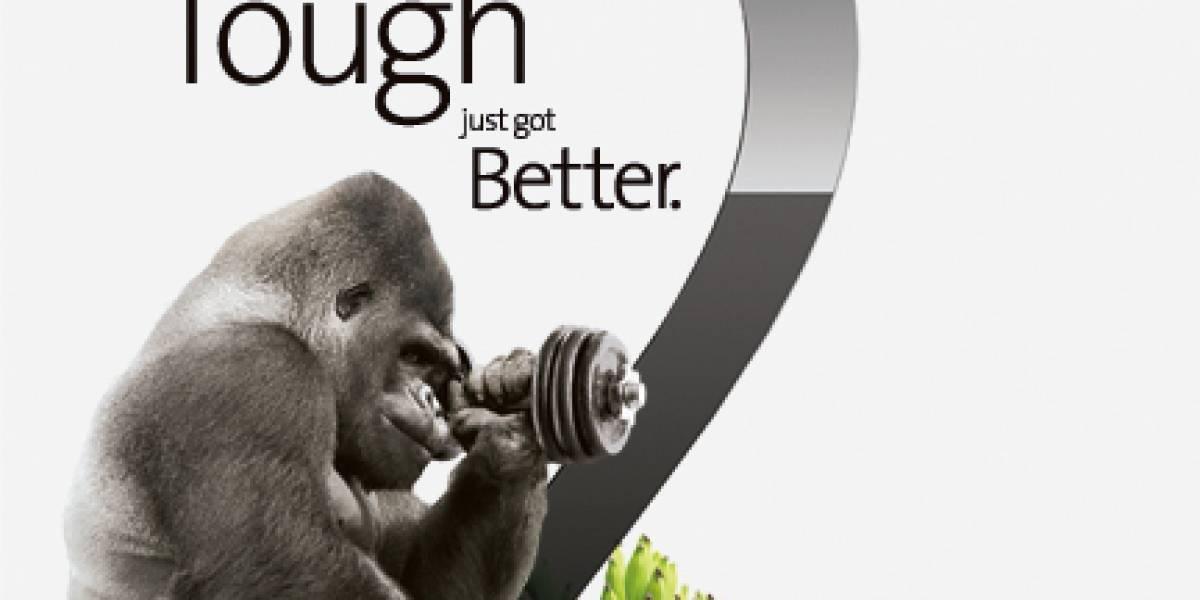 Gorilla Glass 2 hará su estreno durante el CES 2012