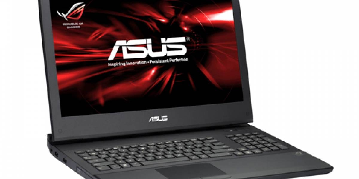 CTX2011: ASUS anuncia su nueva laptop ROG G74Sx