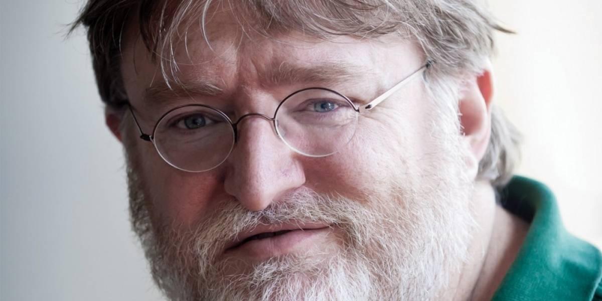 Gabe Newell atiende personalmente a usuario con problemas en Steam