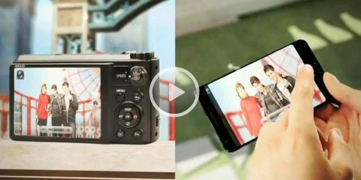 Video de Samsung muestra el que sería el Galaxy S III