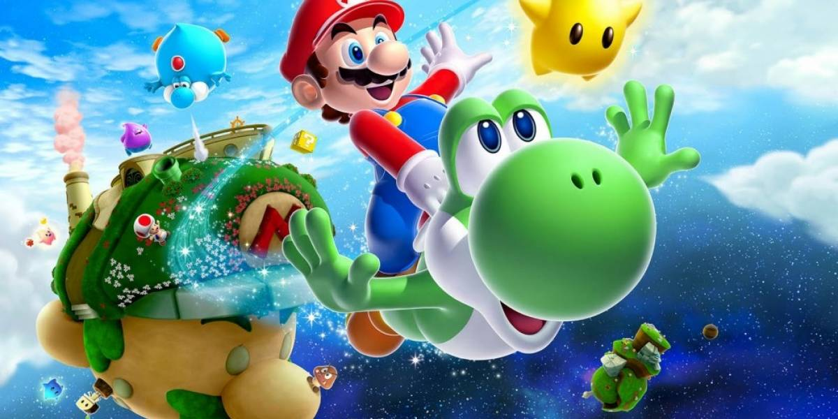 Mario Galaxy 2, Metroid Prime Trilogy y Punch Out! llegan en formato digital a Wii U
