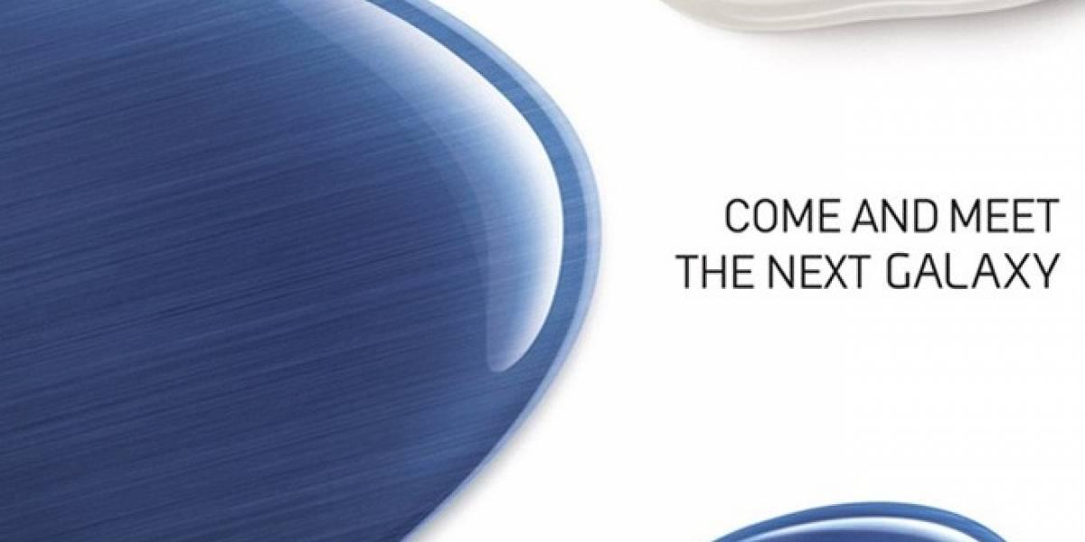 No te pierdas la cobertura en vivo del lanzamiento del Samsung Galaxy S3