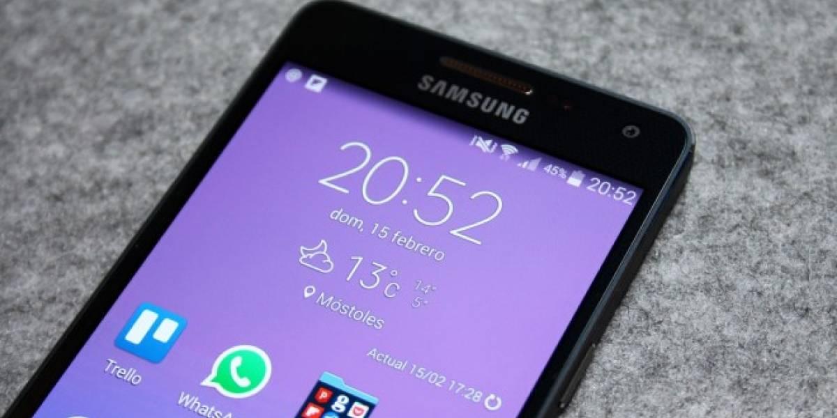 Los Samsung Galaxy A también se actualizarían a Android 5.0 Lollipop