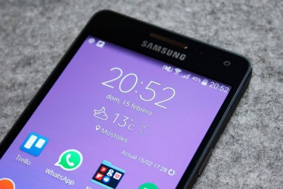 Se filtran especificaciones del Samsung Galaxy Note 5
