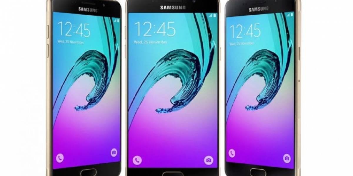 Llega a México nueva generación de Samsung Galaxy A5 y Galaxy A7