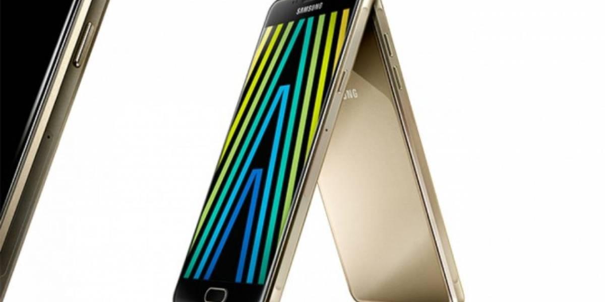 Samsung anuncia los nuevos Galaxy A3, Galaxy A5 y Galaxy A7
