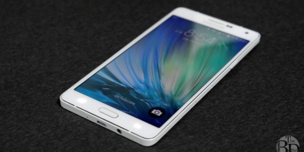 AnTuTu filtra un nuevo Samsung Galaxy A7 con procesador Exynos