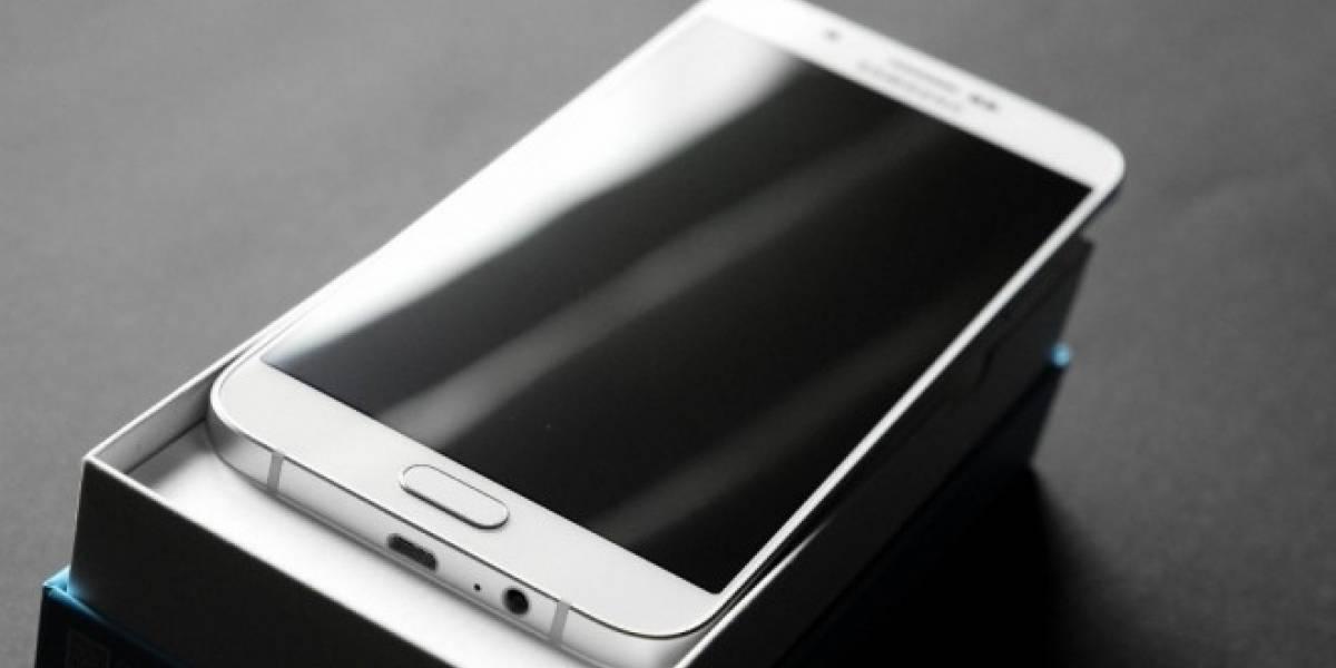 Filtran imágenes y especificaciones del Samsung Galaxy A9
