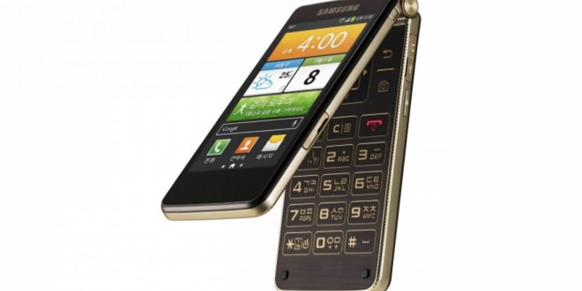 Samsung Galaxy Golden 3 sería la versión tipo almeja del Galaxy S6