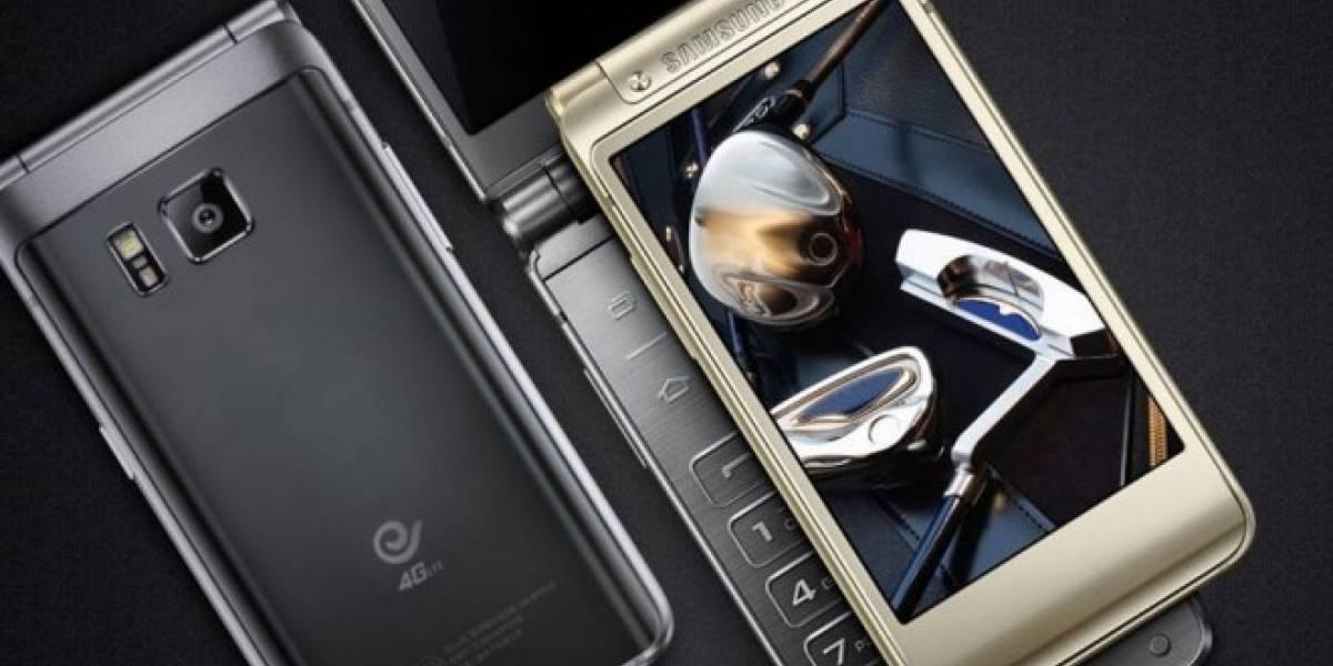 Galaxy Golden 4 sería como un Galaxy S7 pero de tipo almeja