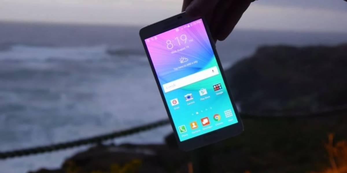 ¿Cual de todos los Galaxy Note resiste mejor las caídas?