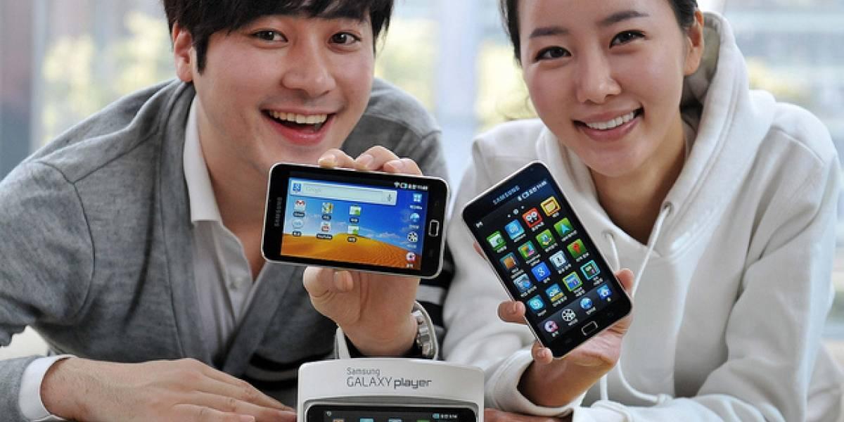 Samsung Galaxy Player 4 y 5 llegarán muy pronto a Estados Unidos