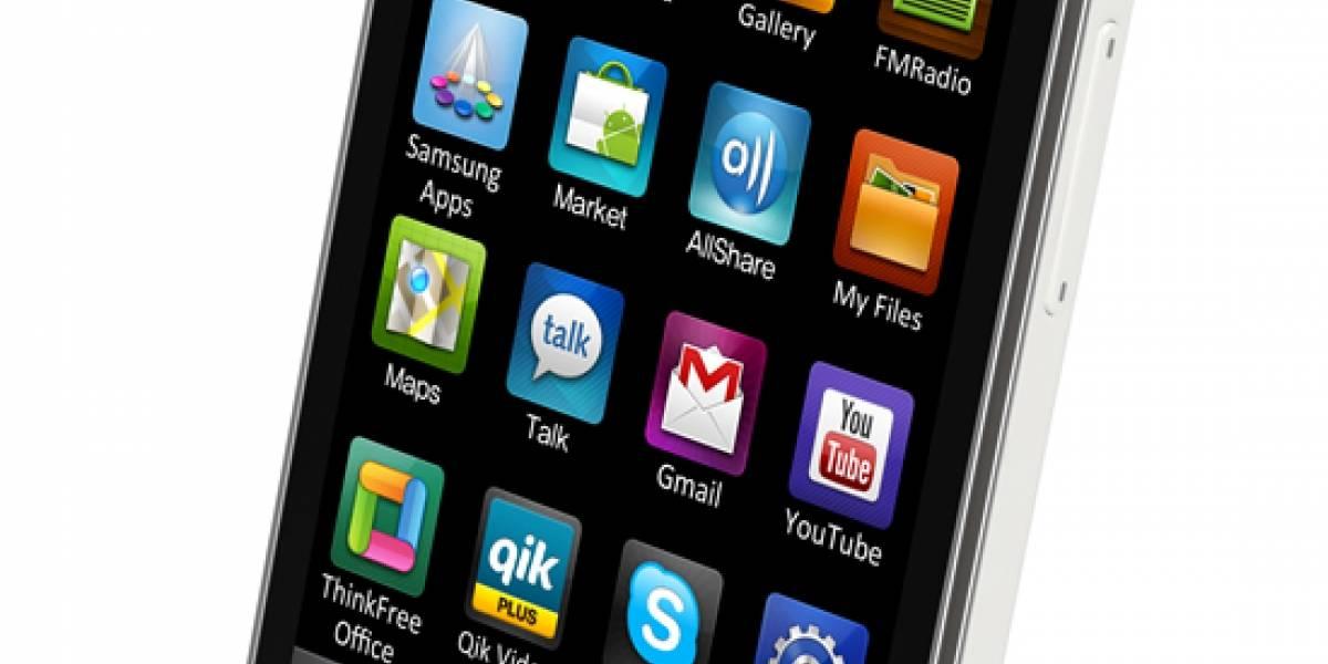 Las 'mini tablets' de Samsung llegaron a España