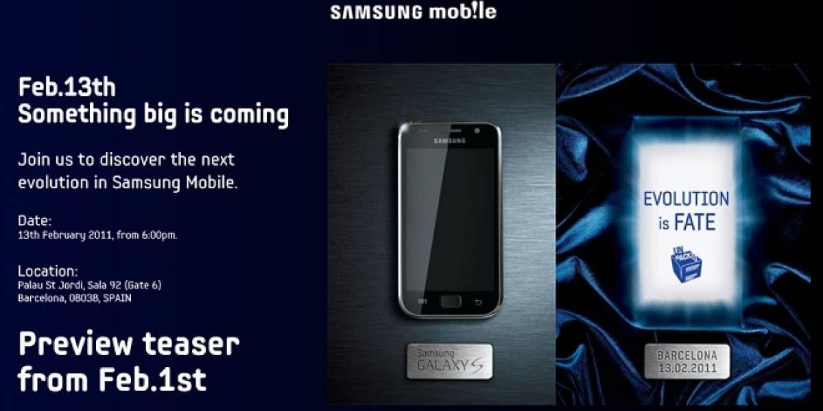 El Samsung Galaxy S2, Seine, grabaría y reproduciría en Full HD