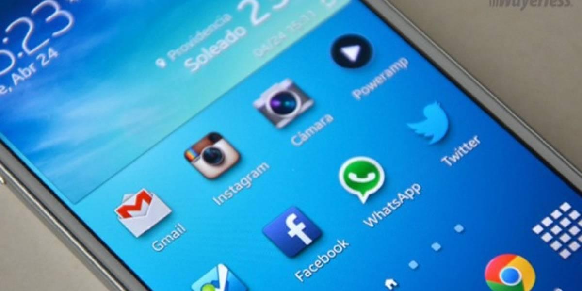 Samsung es acusada de usar software para manipular pruebas de rendimiento del Galaxy S4