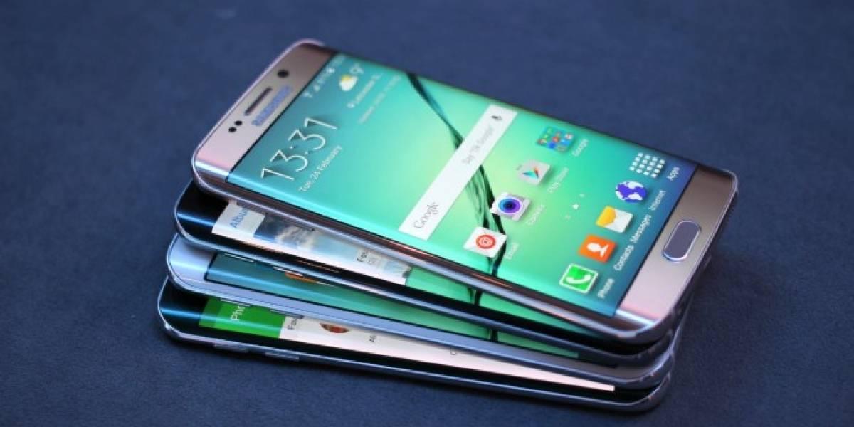 Samsung publica tema inspirado en Material Design para los Galaxy S6 y S6 Edge