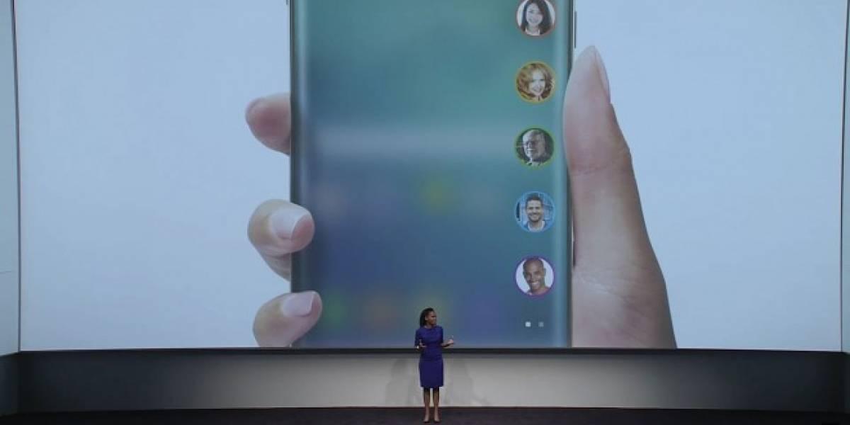 El Galaxy S6 Edge+ también muestra publicidad disfrazada de notificaciones