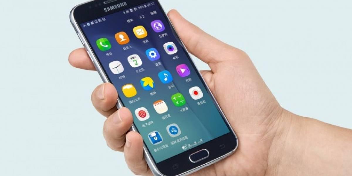 Así se vería Android 6.0 Marshmallow en el Galaxy S6