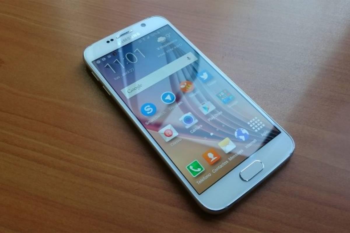 Se filtran supuestas imágenes del Samsung Galaxy S6 Mini