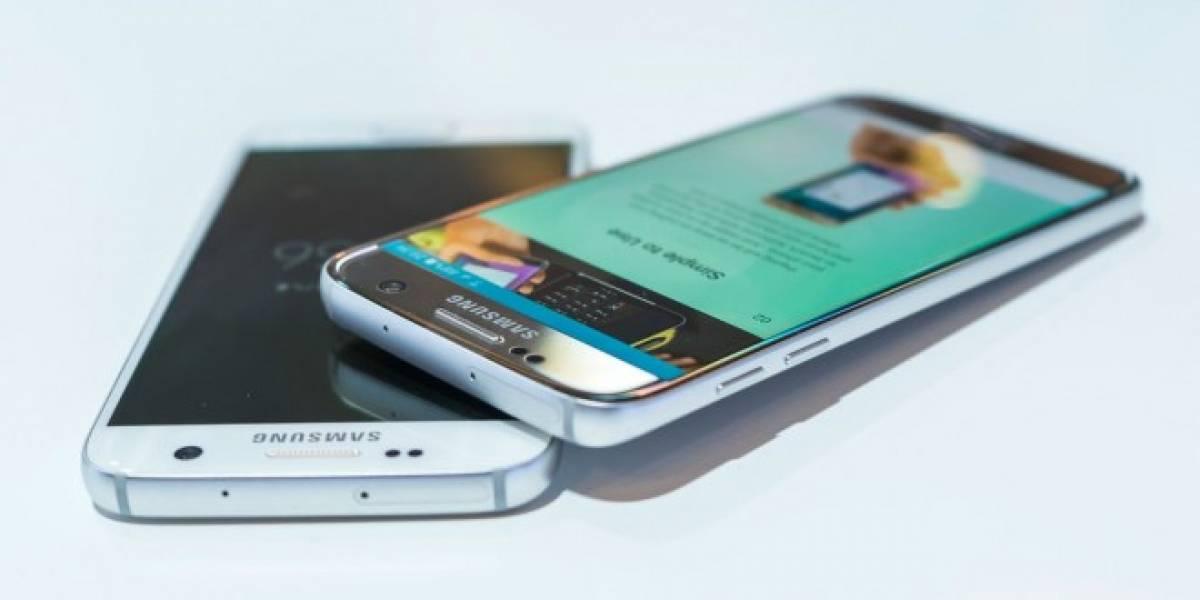 Estos serían los precios del Galaxy S7 en México