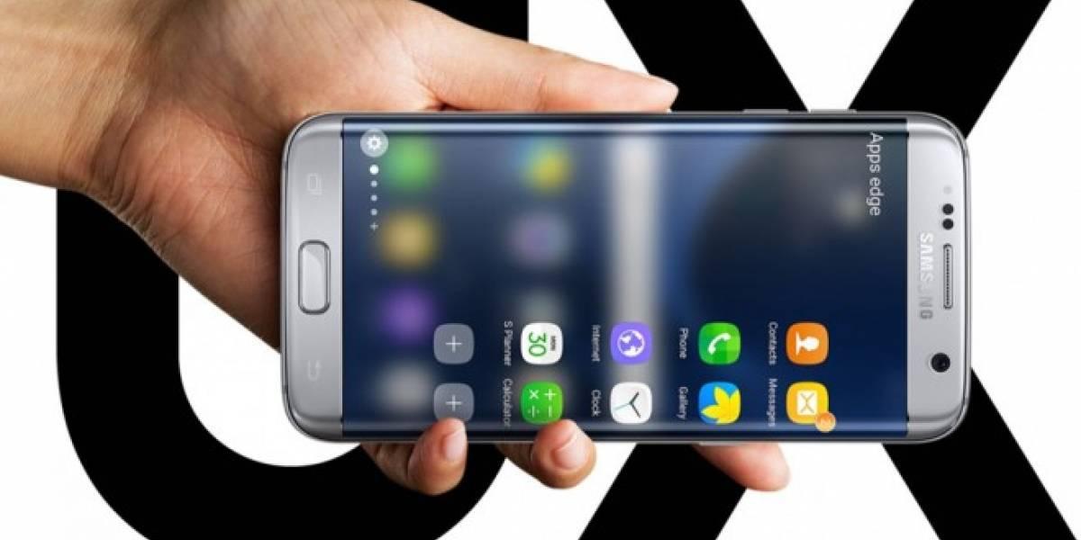 Este video muestra cómo el Galaxy S7 Edge es aplastado por 400 toneladas
