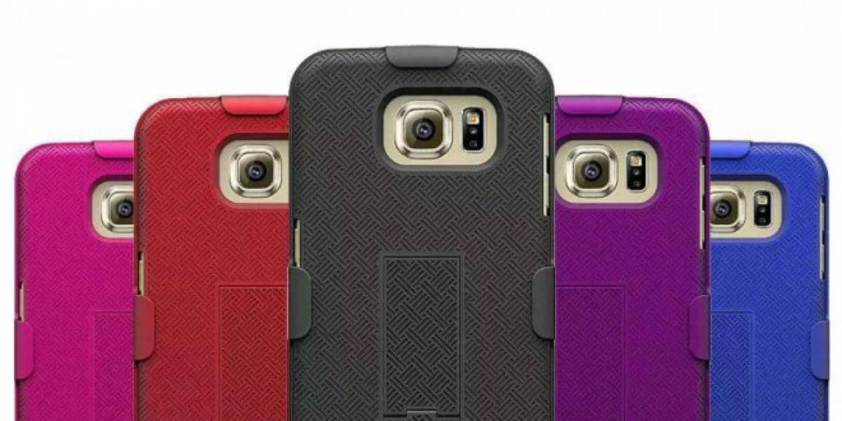 Aparecen imágenes del Galaxy S7 con funda