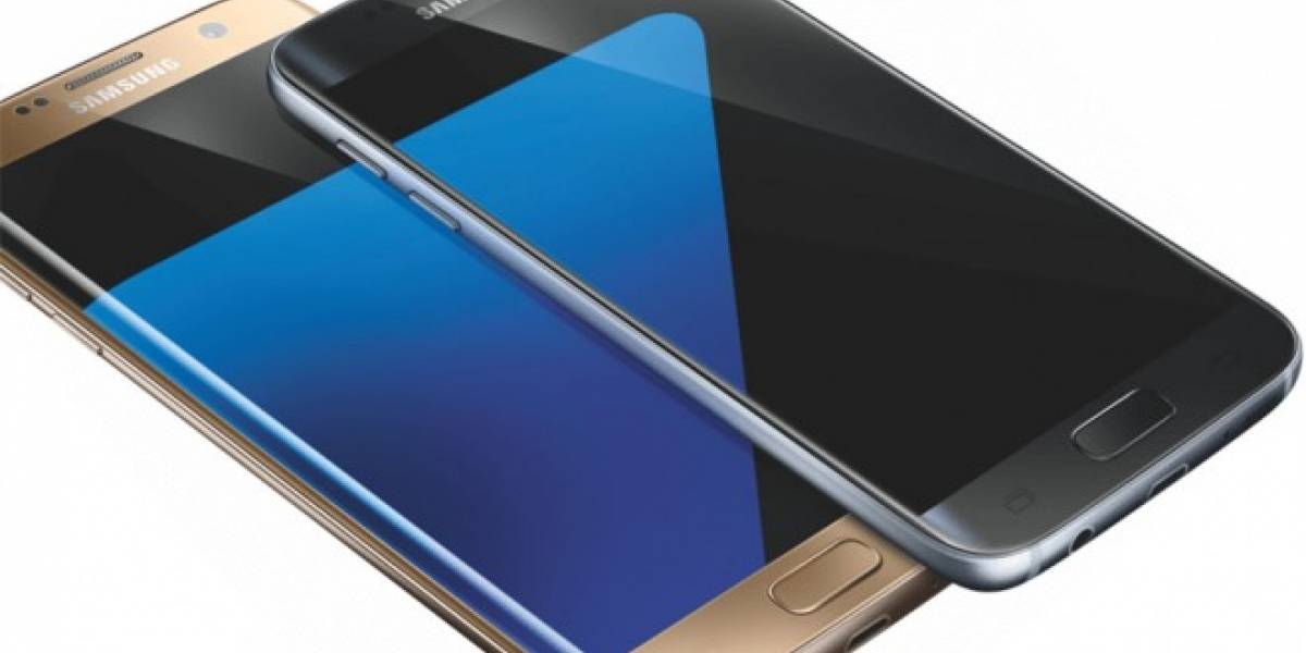 Así luciría el Samsung Galaxy S7