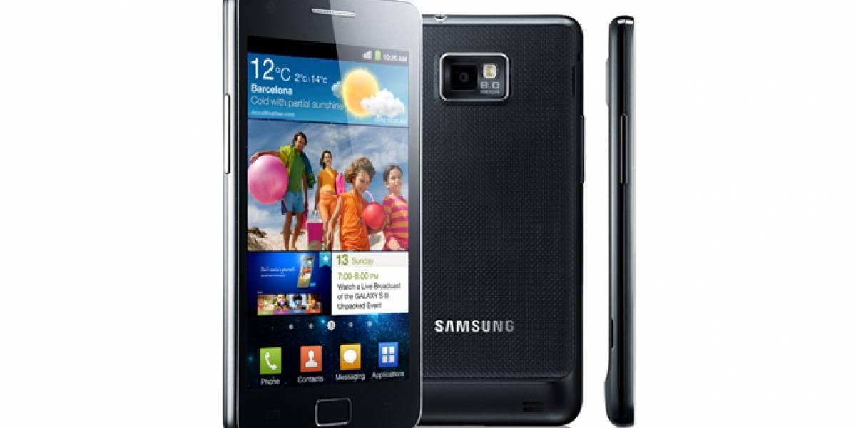 Argentina: Samsung Galaxy S II se fabricará en Tierra del Fuego