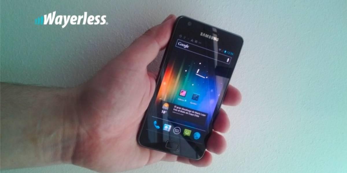Se filtra nueva ROM de Android 4.0.3 para el Samsung Galaxy S II