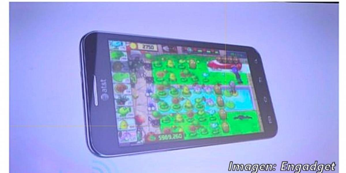 CES 2012: Samsung Galaxy S II Skyrocket HD