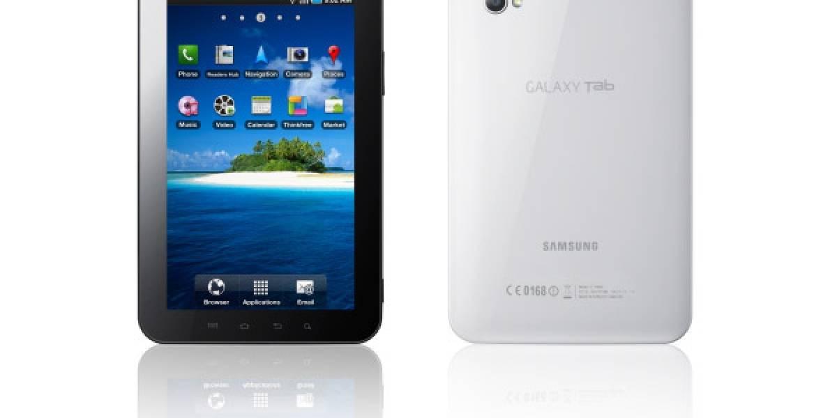 Samsung dice que ya vendió 1 millón de Galaxy Tab en el mundo