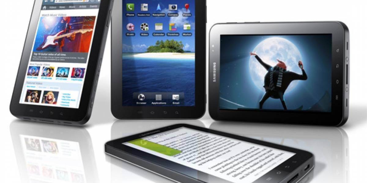Chile: Galaxy Tab se venderá desde CLP$300.000