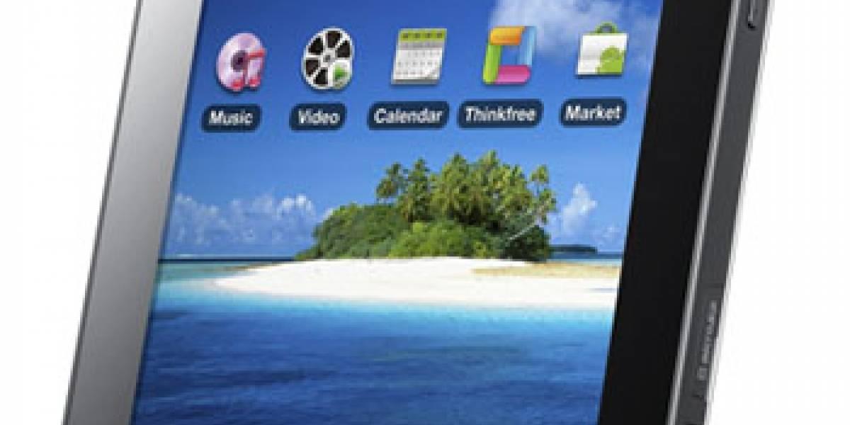 Medios alistan aplicaciones para lanzamiento del Galaxy Tab