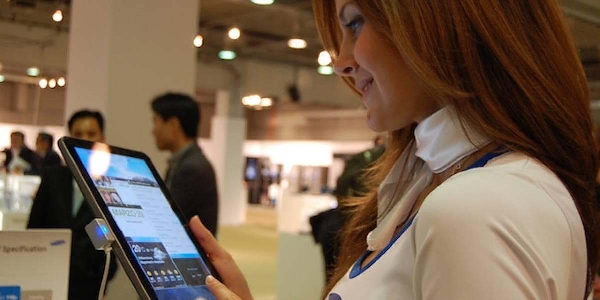 Galaxy Tab 10.1 se deja ver en Samsung Forum: ¡Llega en Junio!