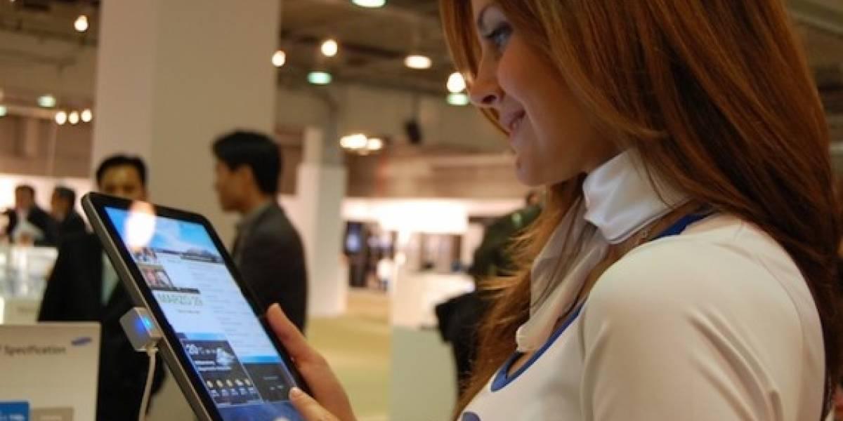Galaxy Tab 10.1 WiFi sale a la venta el 8 de junio