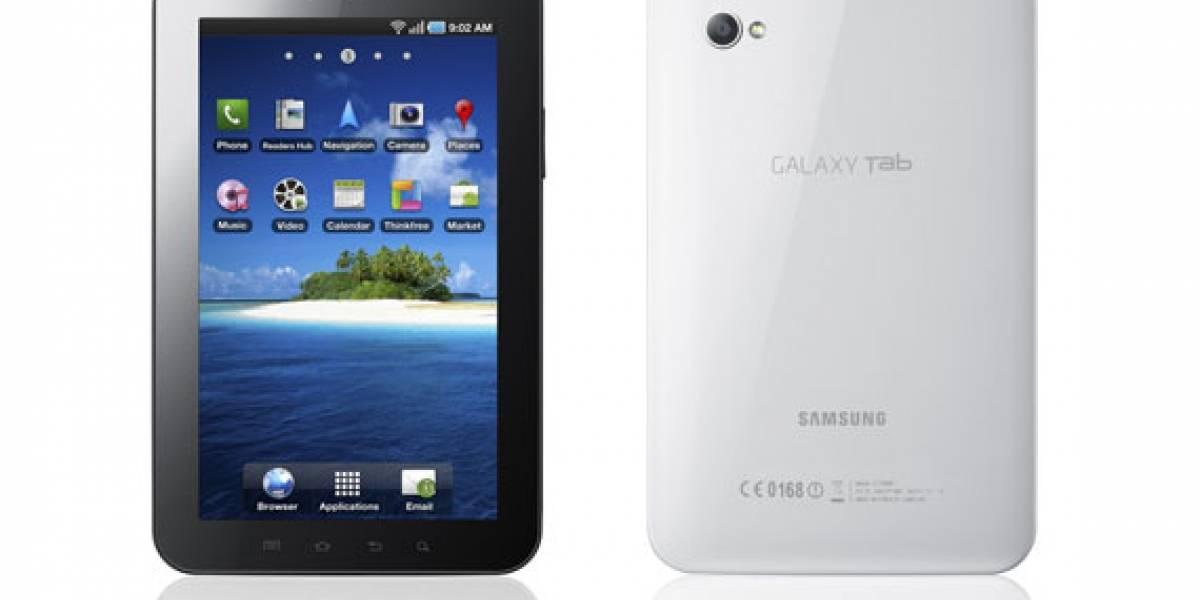 México: Samsung presenta el Galaxy Tab