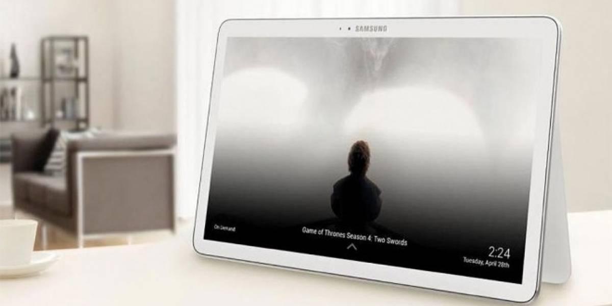 Se filtra precio y especificaciones de la tablet Galaxy View