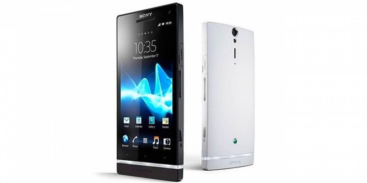 CES 2012: Sony presenta el Xperia S, su primer smartphone sin Ericsson