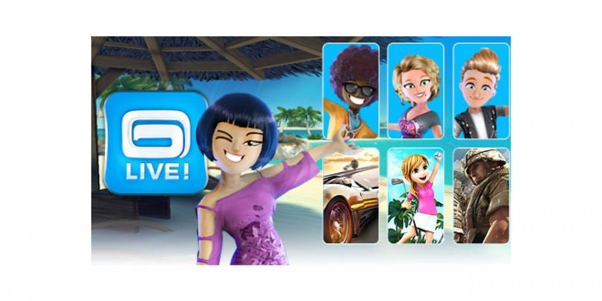 Gameloft LIVE! es la red social para videojugadores de esta compañía