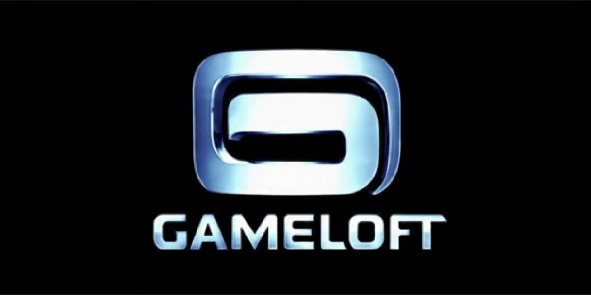 Catálogo de Gameloft en la E3 2011