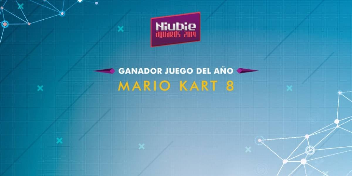 Mario Kart 8 es El Juego del Año [NB Aguards]