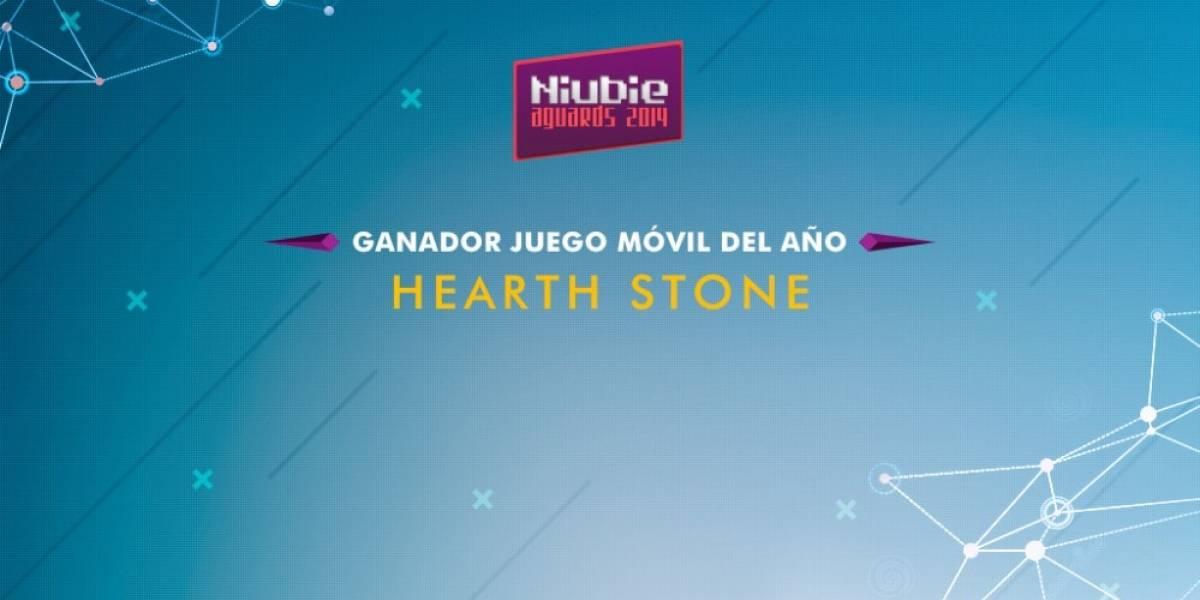 HearthStone es el Mejor juego de móviles del 2014 [NB Aguards]