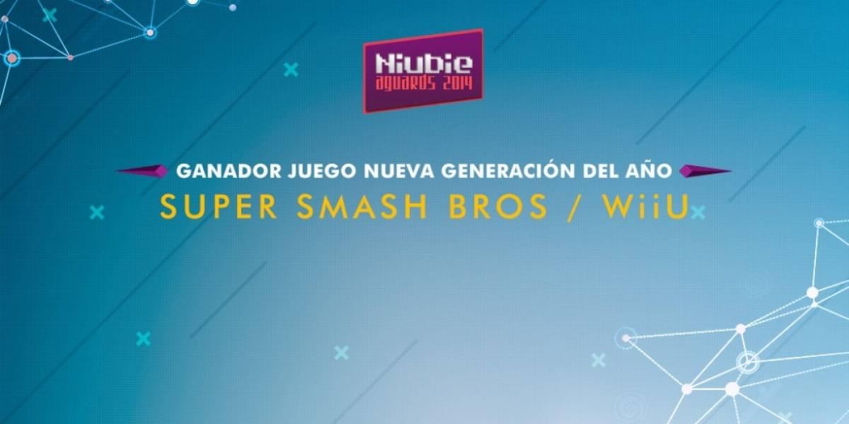 Super Smash Bros. Wii U es el Mejor juego de nueva generación [NB Aguards]