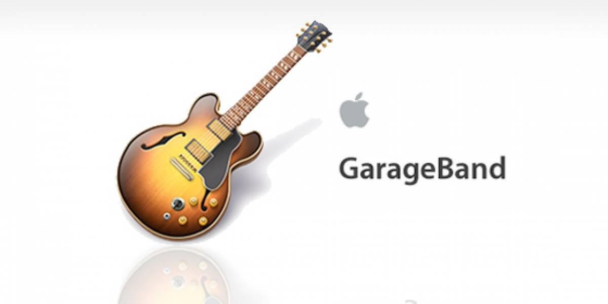 GarageBand para iPad - W Labs