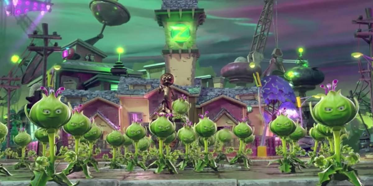 Plants vs Zombies: Garden Warfare 2 llegará en la primavera de 2016 #E32015